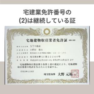 宅建業免許